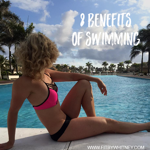 8 Benefits of Swimming